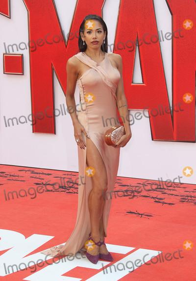 Jade Ewen Photo - July 8 2015 - Jade Ewen attending the European Premiere of Ant-Man at Odeon Leicester Square in London UK