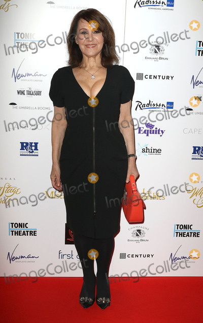 Arlene Phillips Photo - February 21 2016 - Arlene Phillips attending The 16th Annual WhatsOnStage Awards at Prince of Wales Theatre in London UK