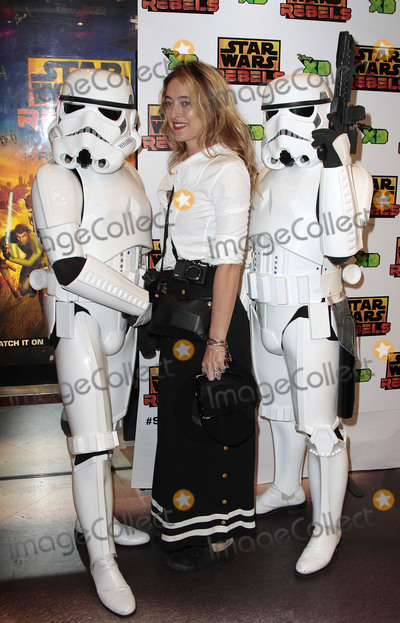 Alice Temperley Photo - Sep 21 2014 - London England UK - Star Wars Rebels UK Celebrity Screening Empire Leicester SquarePhoto Shows Alice Temperley