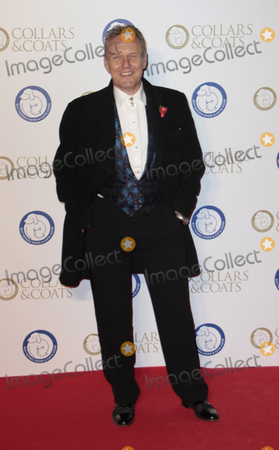 Anthony Head Photo - Nov 07 2013 - London England UK - The annual Collars and Coats gala ball in aid of Battersea Dogs  Cats home at Battersea EvolutionPictured Anthony Head