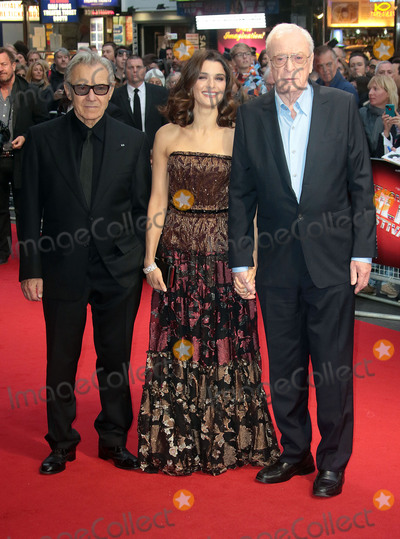 Michael Cain Photo - October 15 2015 - Harvey Keitel Rachel Weisz and Michael Caine attending Youth screening at BFI London Film Festival at Odeon Leicester Square in London UK
