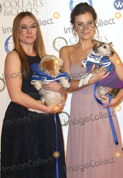 Camilla Arfwedson Photo - Nov 12 2015 - London England UK - Rosie Marcel and Camilla Arfwedson attending Battersea Dogs  Cats Home Collars And Coats Gala Ball