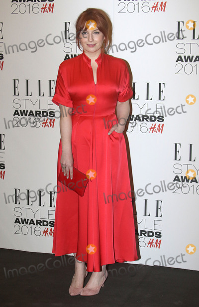 Alice Levine Photo - February 23 2016 - Alice Levine attending Elle Style Awards 2016 in London UK
