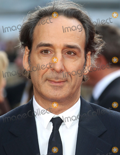 Alexandre Desplat Photo - April 12 2016 - Alexandre Desplat attending Florence Foster Jenkins UK Premiere at Odeon Leicester Square in London UK