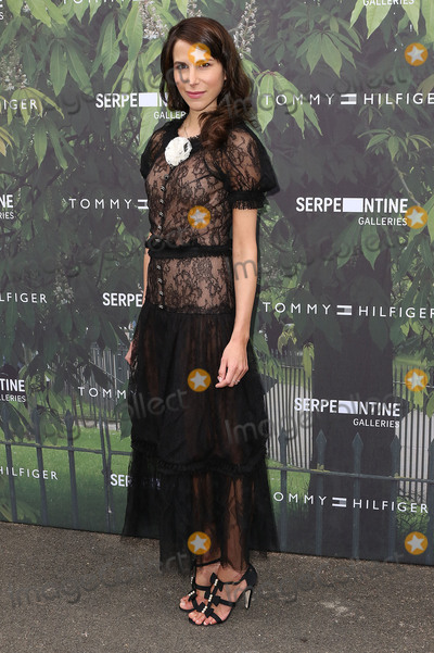 Caroline Sieber Photo - July 6 2016 - Caroline Sieber attending The Serpentine Summer Party 2016 Co-Hosted By Tommy Hilfiger at The Serpentine Gallery in London UK