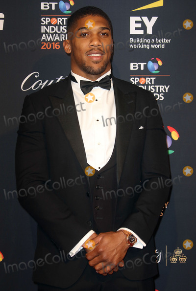 Anthony Joshua Photo - April 29 2016 - Anthony Joshua attending BT Sport Awards at Battersea Evolution in London UK