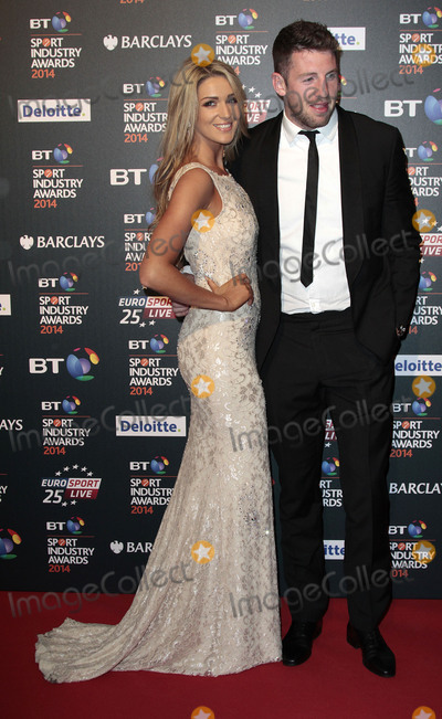 Alex Cuthbert Photo - May 08 2014 - London England UK - BT Sport Industry Awards 2014 Battersea Evolution Battersea Park London -  Arrivals Pictured Alex Cuthbert
