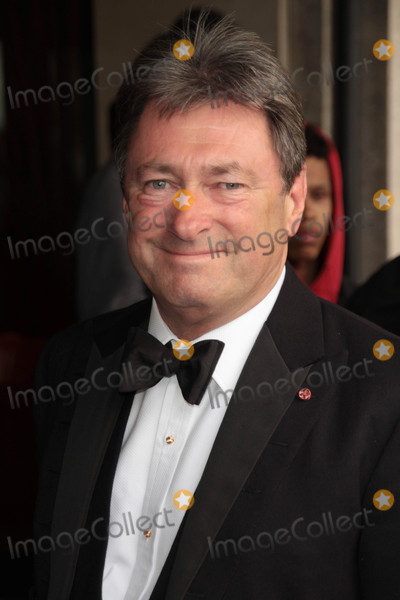 Alan Titchmarsh Photo - May 13 2013 - London England UK - Sony Radio Awards 2013 Grosvenor Hotel Park Lane LondonPictured Alan Titchmarsh
