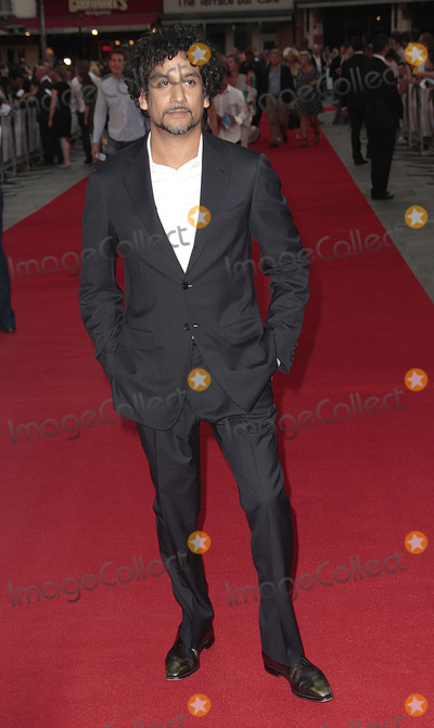 Naveen Andrews Photo - Sep 05 2013 - London England UK - Diana World Premiere Odeon Leicester SquarePictured Naveen Andrews