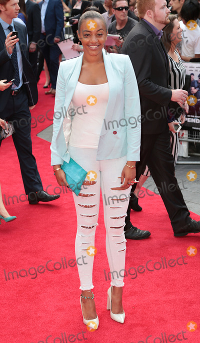 Amal Fashanu Photo - Aug 04 2014 - London England UK - The Expendables 3 World Premiere Odeon Leicester SquarePhoto Shows Amal Fashanu