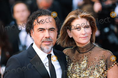 Alejandro Gonzalez Inarritu Photo - CANNES FRANCE - MAY 17 Alejandro Gonzalez Inarritu and Mara Eladia Hagerman attend the screening of Pain And Glory (Dolor Y Gloria Douleur Et Gloire) during the 72nd annual Cannes Film Festival on May 17 2019 in Cannes France  (Photo by Laurent KoffelImageCollectcom)