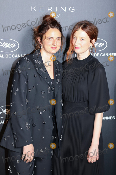 Alice Rohrwacher Photo - CANNES FRANCE - MAY 19 Alice Rohrwacher and Alba Rohrwacher at Place de la Castre on May 19 2019 in Cannes France(Photo by Laurent KoffelImageCollectcom)