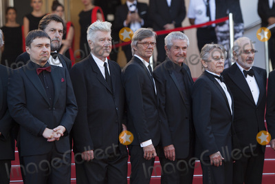 Claude Lelouche Photo - CANNES FRANCE - MAY 23 Nanni Moretti Cristian Mungiu Bille August Claude Lelouch David Lynch Roman Polanski Jerry Schatzberg attend the 70th Anniversary of the 70th annual Cannes Film Festival at Palais des Festivals on May 23 2017 in Cannes France (Photo by Laurent KoffelImageCollectcom)