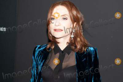 Isabelle Huppert Photo - CANNES FRANCE - MAY 13 Isabelle Huppert attends the Women in Motion Awards Dinner presented by Kering and the 71th Cannes Film Festival at Place de la Castre on May 13 2018 in Cannes France(Photo by Laurent KoffelImageCollectcom)