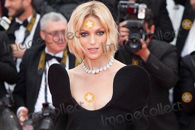 Anja Rubik Photo - CANNES FRANCE - MAY 14 Anja Rubik attends the screening of BlacKkKlansman during the 71st annual Cannes Film Festival at Palais des Festivals on May 14 2018 in Cannes France(Photo by Laurent KoffelImageCollectcom)