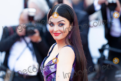 Aishwarya Rai Photo - CANNES FRANCE - MAY 12 Aishwarya Rai attends the screening of Girls Of The Sun (Les Filles Du Soleil) during the 71st annual Cannes Film Festival at Palais des Festivals on May 12 2018 in Cannes France(Photo by Laurent KoffelImageCollectcom)