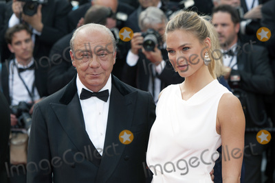 Bar Refaeli Photo - CANNES - MAY 13 Fawaz Gruosi Bar Refaeli attends the open ceremony and premiere of La Tete Haute (Standing Tall) at the 68th annual Cannes Film Festival on May 13 2015 in Cannes France (Photo by Laurent KoffelImageCollectcom)