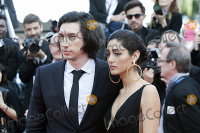 Adam Driver Photo - CANNES FRANCE - MAY 16 Adam Driver and Golshifteh Farahani attend the Loving red carpet arrivals during the 69th annual Cannes Film Festival at the Palais des Festivals on May 16 2016 in Cannes France(Photo by Laurent KoffelImageCollectcom)