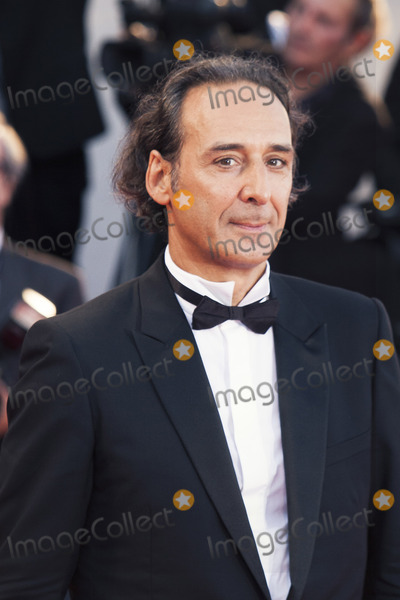 Alexandre Desplat Photo - VENICE ITALY - AUGUST 31 Alexandre Desplat walks the red carpet ahead of the The Shape Of Water screening during the 74th Venice Film Festival at Sala Grande on August 31 2017 in Venice Italy (Photo by Laurent KoffelImageCollectcom)