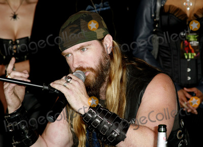 Dimebag Darrell Photo - Zakk Wylde of Black Label Society attends the Posthumoustly Induction of legenadary metal guitarist Dimebag Darrell Abbott into Hollywoods RockWalk held at the Guitar Center in Hollywood California on May 17 2007  Copyright 2007 by Arno GranPopular Images