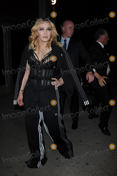 Alexander Wang Photo - September 10 2016 New York CityMadonna arriving to the Alexander Wang Fashion Show on September 10 2016 in New York CityCredit Kristin CallahanACE PicturesTel 646 769 0430