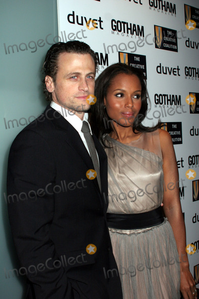 Christopher Reeve Photo - Kerry Washington and David Moscow attend the Creative Coalition Gala Hosted by Gotham Magazine for the 2006 Spotlight Awards and Christopher Reeve First Amendment Award