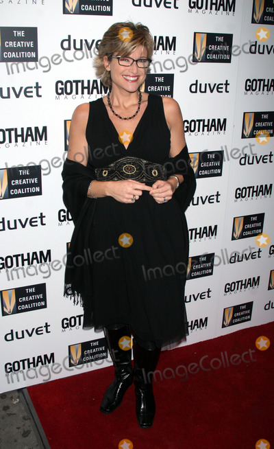 Christopher Reeve Photo - Ashleigh Banfield attends the Creative Coalition Gala Hosted by Gotham Magazine for the 2006 Spotlight Awards and Christopher Reeve First Amendment Award