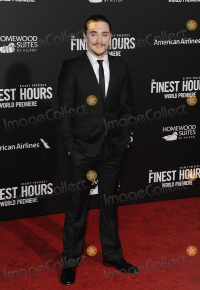 Kyle Gallner Photo - January 25 2016 LAKyle Gallner arriving at the premiere of Disneys The Finest Hours at the TCL Chinese Theatre on January 25 2016 in Hollywood CaliforniaBy Line Peter WestACE PicturesACE Pictures Inctel 646 769 0430