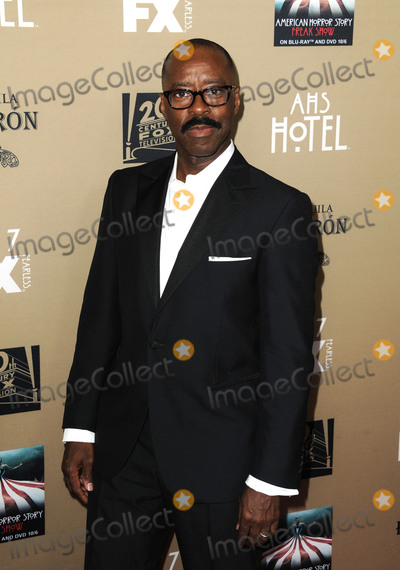 Courtney B Vance Photo - October 3 2015 LACourtney B Vance arriving at the premiere of FXs American Horror Story Hotel at the Regal Cinemas LA Live on October 3 2015 in Los Angeles CaliforniaBy Line Peter WestACE PicturesACE Pictures Inctel 646 769 0430