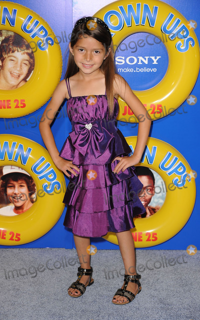 Alexys Nycole-Sanchez Photo - Alexys Nycole Sanchez at the premiere of Grown Ups at the Ziegfeld theatre on June 23 2010 in New York City