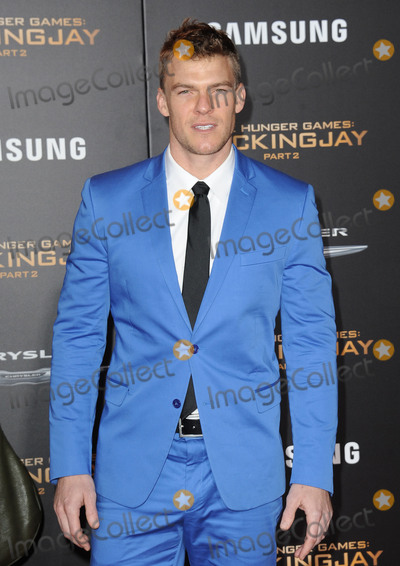 Alan Richson Photo - November 16 2015 LAAlan Richson arriving at the premiere of The Hunger Games Mockingjay - Part 2 at the Microsoft Theater on November 16 2015 in Los Angeles California By Line Peter WestACE PicturesACE Pictures Inctel 646 769 0430