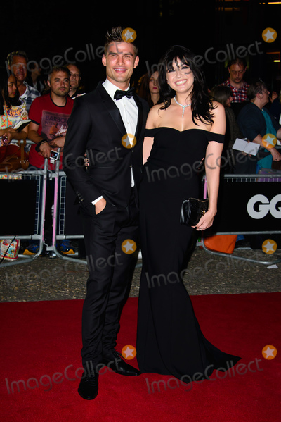 Aljaz Skorjanec Photo - September 6 2016 New York CityAljaz Skorjanec and Daisy Lowe arriving at the GQ Men Of The Year Awards 2016 at the Tate Modern on September 6 2016 in London England By Line FamousACE PicturesACE Pictures IncTel 6467670430