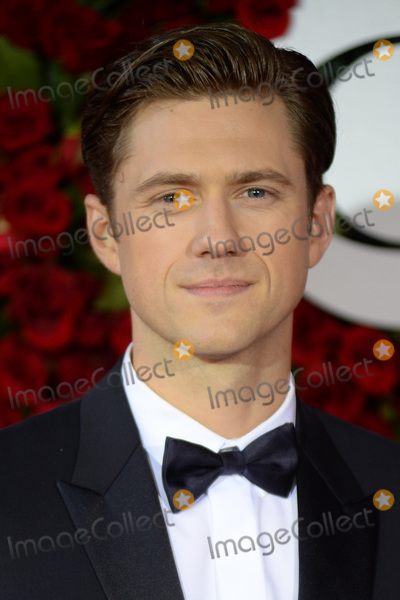 Aaron Tveit Photo - June 12 2016  New York CityAaron Tveit attends the 70th Annual Tony Awards at The Beacon Theatre on June 12 2016 in New York CityCredit Kristin CallahanACE PicturesTel 646 769 0430