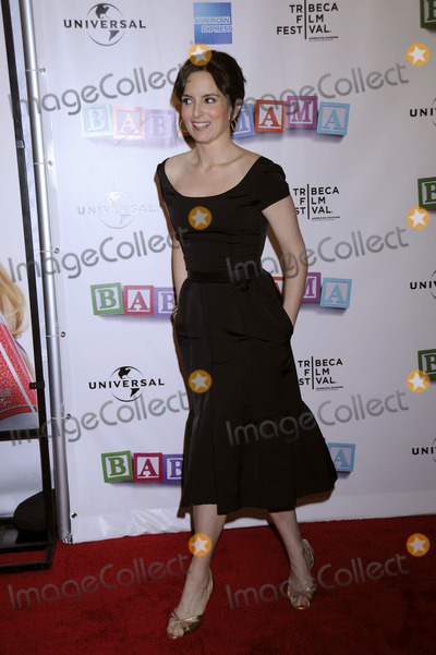 TINY FEY Photo - Actress Tiny Fey attends the 7th Annual Tribeca Film Festivals Baby Mama Premiere at the Ziegfeld Theatre