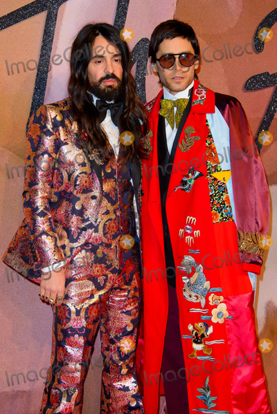 Jared Leto Photo - December 5 2016 LondonAlessandro Michele and Jared Leto arriving at The Fashion Awards 2016 at the Royal Albert Hall on December 5 2016 in LondonBy Line FamousACE PicturesACE Pictures IncTel 6467670430