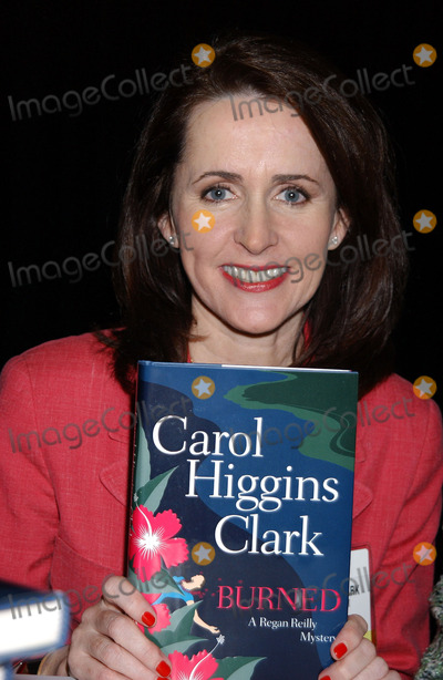 Carol Higgins Clark Photo - NEW YORK JUNE 4 2005    Carol Higgins Clark at the 2005 Book Expo America held at the Javits Convention Center