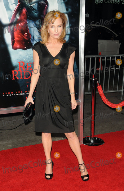 Rebecca De Mornay Photo - Actress Rebecca De Mornay arriving at the premiere of Warner Bros Pictures Red Riding Hood at Graumans Chinese Theatre on March 7 2011 in Hollywood California