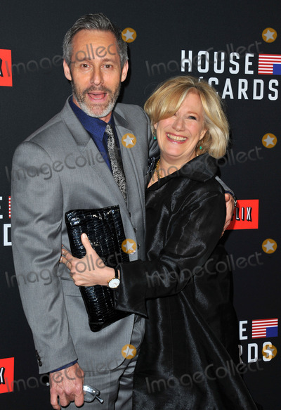 Jayne Atkinson Photo - February 13 2014 LAMichel Gill and Jayne Atkinson arriving at the House Of Cards Season 2 special screening at Directors Guild Of America on February 13 2014 in Los Angeles California