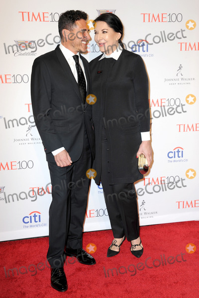 Andre Balazs Photo - April 26 2016 New York CityAndr Balazs and Marina Abramovic  attending arrivals for 2016 Time 100 Gala Times Most Influential People In The World at Jazz At Lincoln Center at the Times Warner Center on April 26 2016 in New York CityCredit Kristin CallahanACE PicturesACE Pictures Inctel 646 769 0430