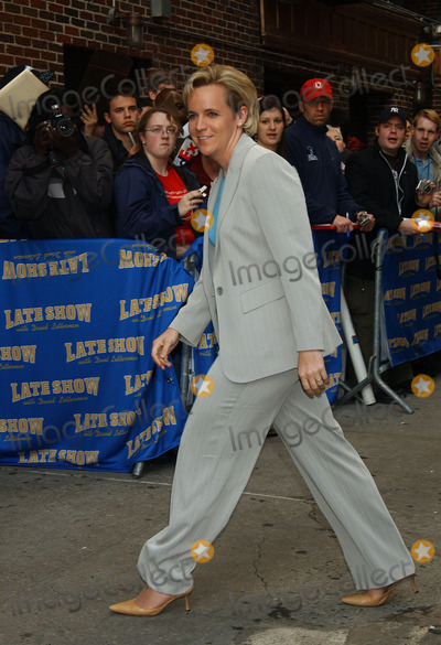 MARY CHENEY Photo - Daughter of Dick Chaney Mary Chaney arrives at the Ed Sullivan theatre to appear on the late Show with David Letterman