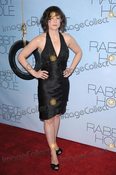 AMANDA PENNINGTON Photo - Amanda Pennington  attends the premiere of Rabbit Hole at the Paris Theatre on December 2 2010 in New York City