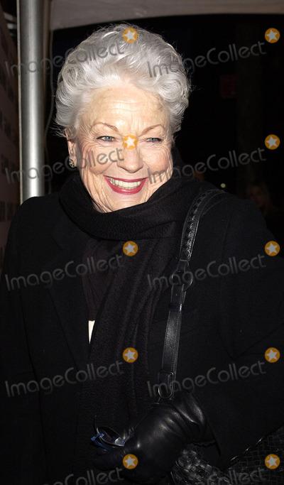 Ann Richards Photo - NEW YORK MARCH 9 2005    Ann Richards at the Glamour Magazine Hero Issue Celebration held at DavidBurke and Donatella