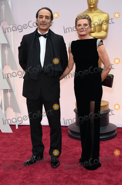 Alexandre Desplat Photo - February 22 2015 LAAlexandre Desplat arriving at the 87th Annual Academy Awards at the Hollywood  Highland Center on February 22 2015 in Hollywood CaliforniaBy Line Z15ACE PicturesACE Pictures Inctel 646 769 0430