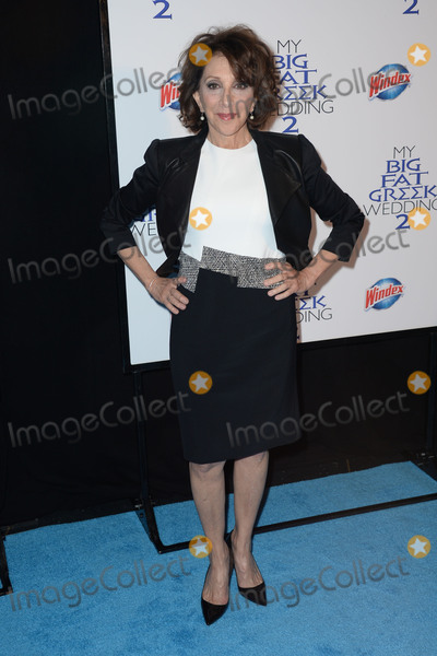 Andrea Martin Photo - March 15 2016 New York CityAndrea Martin attending the My Big Fat Greek Wedding 2 New York premiere at AMC Loews Lincoln Square 13 theater on March 15 2016 in New York CityCredit Kristin CallahanACE PicturesTel (646) 769 0430