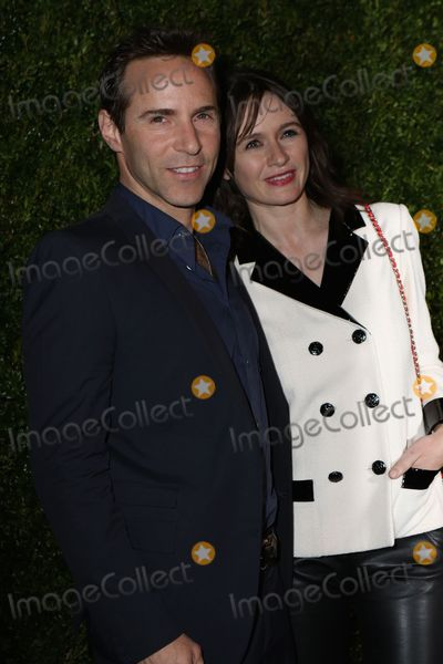 Alessandro Nivola Photo - April 18 2016 New York CityAlessandro Nivola and Emily Mortimer arriving at the 11th Annual Chanel Tribeca Film Festival Artists Dinner at Balthazar on April 18 2016 in New York City By Line Nancy RiveraACE PicturesACE Pictures Inctel 646 769 0430
