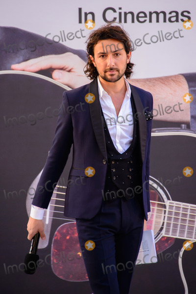 Alex Zane Photo - August 10 2016 LondonAlex Zane arriving at the world premiere of David Brent Life On The Road at the Odeon Leicester Square on August 10 2016 in LondonBy Line FamousACE PicturesACE Pictures IncTel 6467670430