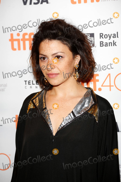 Alias Photo - September 12 2015 Toronto CanadaAlia Shawkat arriving at the premiere of Into The Forest  during t the Toronto Film Festival on September 12 2015 at Elgin Theatre in Toronto CanadaPlease byline FamousACE PicturesACE Pictures Inc Tel 646 769 0430
