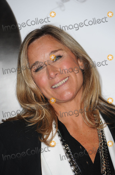 ANGELA AHRENDTS Photo - Angela Ahrendts (CEO of Burberry) attends Burberry Day at The New York Palace Hotel on May 28 2009 in New York City