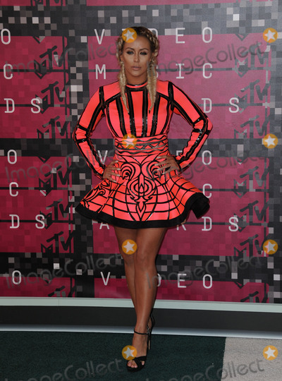 Aubrey ODay Photo - August 30 2015 LAAubrey ODay arriving at the 2015 MTV Video Music Awards at the Microsoft Theater on August 30 2015 in Los Angeles CaliforniaBy Line Peter WestACE PicturesACE Pictures Inctel 646 769 0430