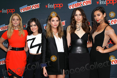 Ashley Benson Photo - October 9 2015 New York CitySasha Pieterse Lucy Hale Ashley Benson Troian Bellisario and Shay Mitchell (L-R) attending New York Comic-Con on October 09 2015 at the Jacob K Javits Convention Center in New York CityPlease byline Nancy RiveraACE PicturesACE Pictures Inc Tel 646 769 0430